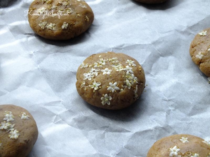 Vlierbloesem koekjes 3