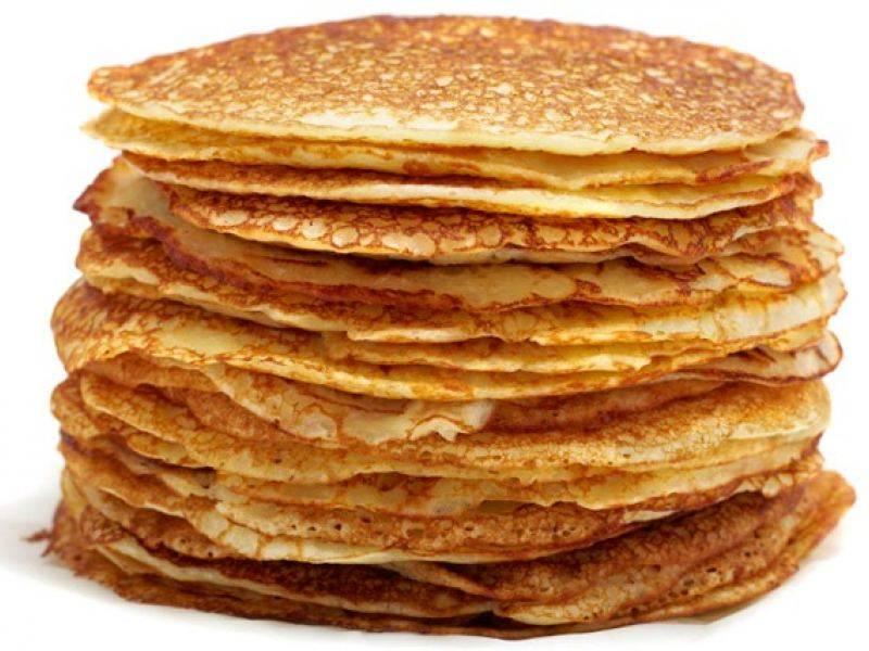 basis pannenkoeken recept