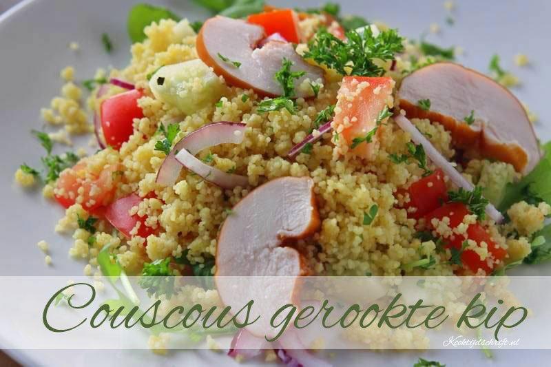 Couscous-salade-met-gerookte-kip