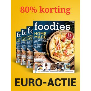 foodies euro actie
