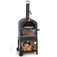 MaxxGarden Pizza oven