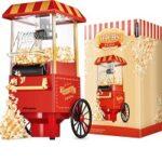 1. MikaMax - Retro Popcornmachine