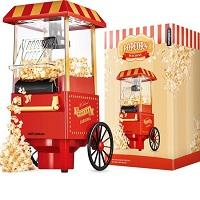 MikaMax Popcorn Machine