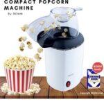 10. CMR - Popcorn machine
