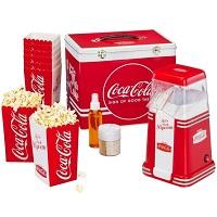 Simeo CC650 1100W Rood, Wit popcorn popper