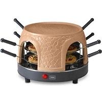 Trebs 99392 - Pizzagusto oven voor 8 personen