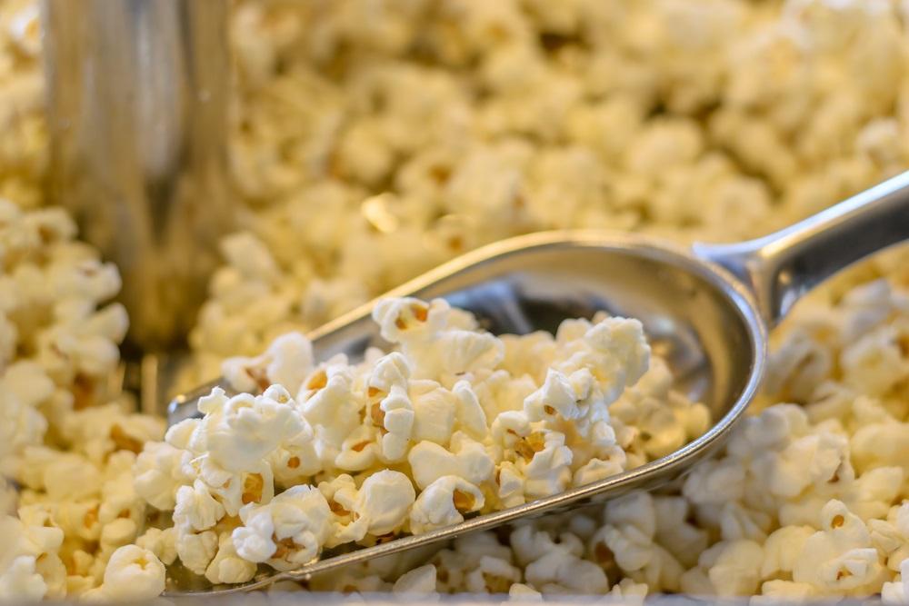 popcorn apparaat