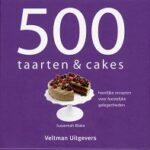 5. 500 taarten & cakes