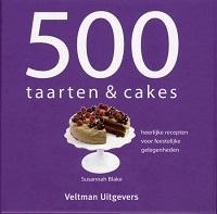 500 taarten cakes