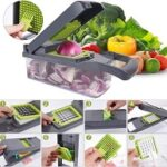 9. Everyday Products 12-in-1 Multifunctionele Mandoline