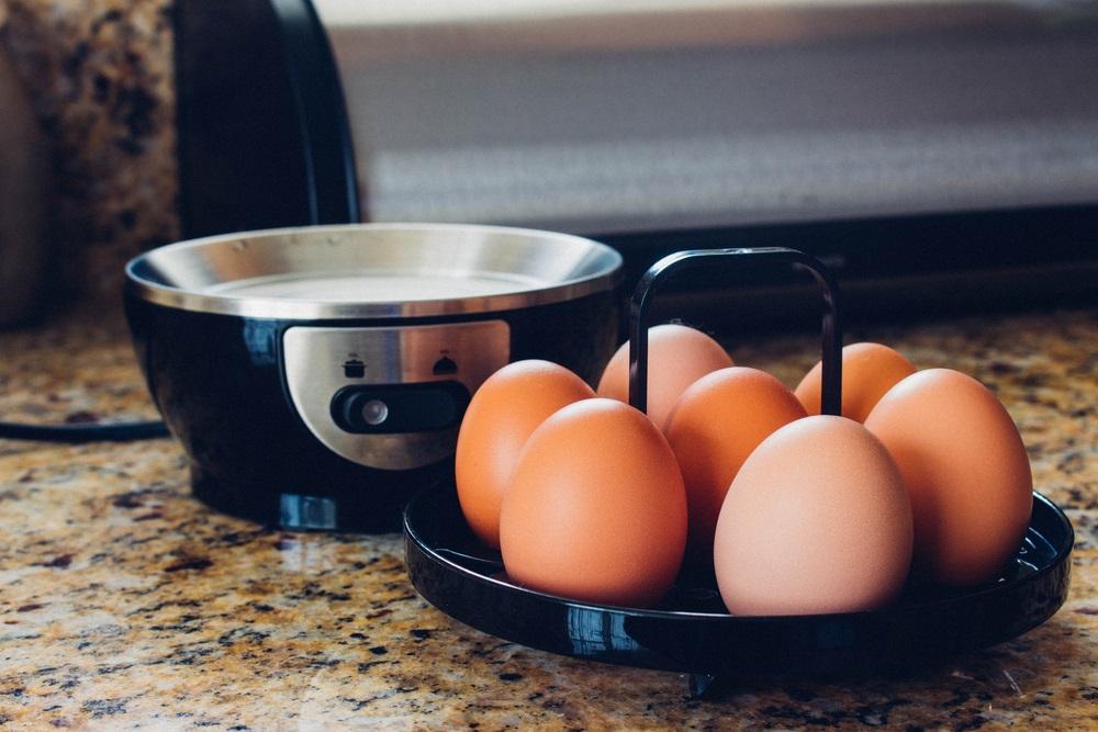 goede eierkoker